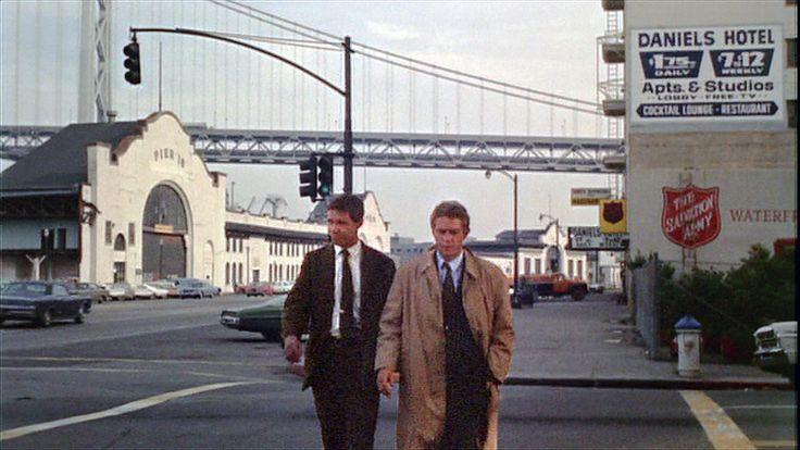 Steve McQueen | Bullitt | 1968 | as Frank Bullitt