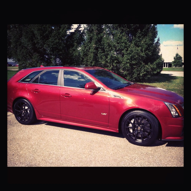 Cadillac Cts V Wagon For Sale: 14 Best Ctsv Images On Pinterest
