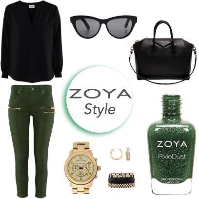 Zoya'nın ihtişamlı dünyasında kusursuz bir görünüm yakalayabilirsiniz... #zoyaturkiye #zoyaoje
