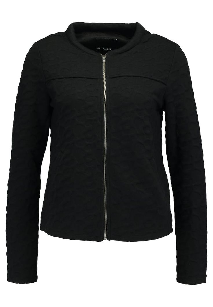 Object OBJABSELON - Blazer - black - Zalando.no