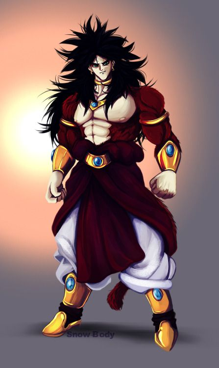 Best 25 broly ssj4 ideas on pinterest fotos dragon ball - Broly dragon ball gt ...