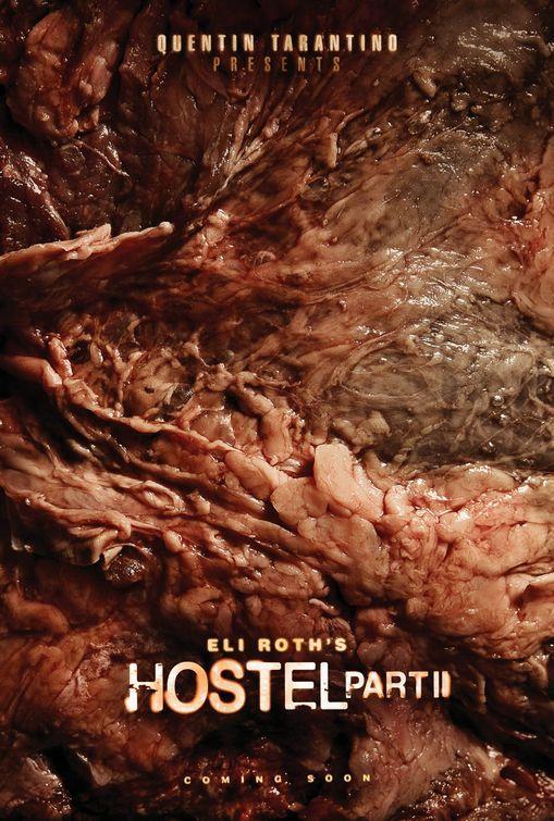 Hostel Part II Movie Poster 2007