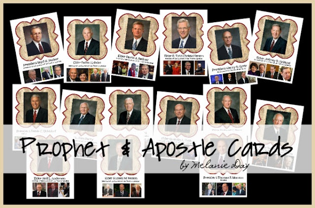 meet todays prophets and apostles matching