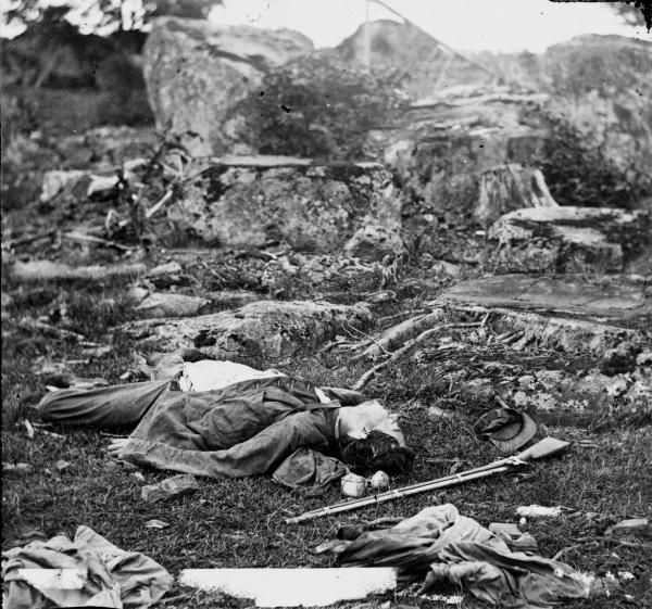 View the Gettysburg: Casualties of war July 1863 photo gallery on Yahoo News. Find more news related pictures in our photo galleries.