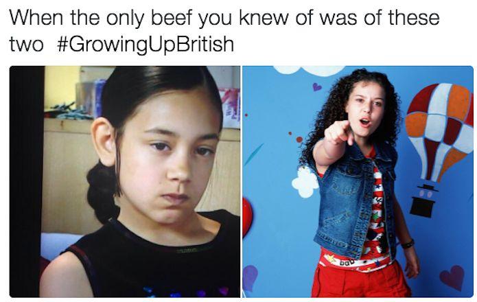 24 Of The Funniest #GrowingUpBritish Tweets
