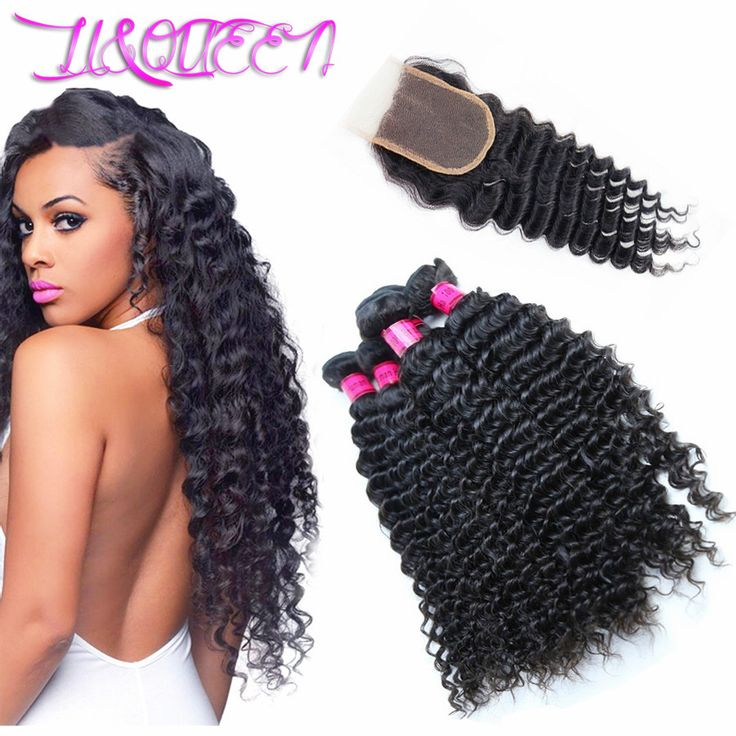 Brazilian-Virgin-Hair-With-Closure-Deep-Wave-With-Closure-Queen-Hair-Products-Human-Hair-With-Closure/32396052403.html *** See this great product.