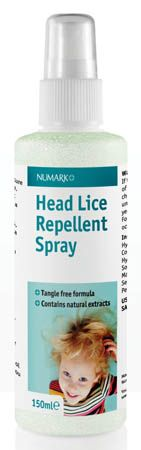 Numark Head Lice Repellent 150ml Numark Head Lice Repellent 150ml: Express Chemist offer fast delivery and friendly, reliable service. Buy Numark Head Lice Repellent 150ml online from Express Chemist today! (Barcode EAN=5010441013410 http://www.MightGet.com/january-2017-11/numark-head-lice-repellent-150ml.asp