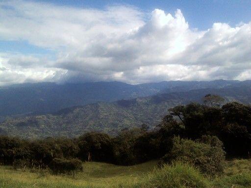 Montañas de Colombia 2016   (Páramo Los Pantanitos— Municipio de Manta/ Cundinamarca)