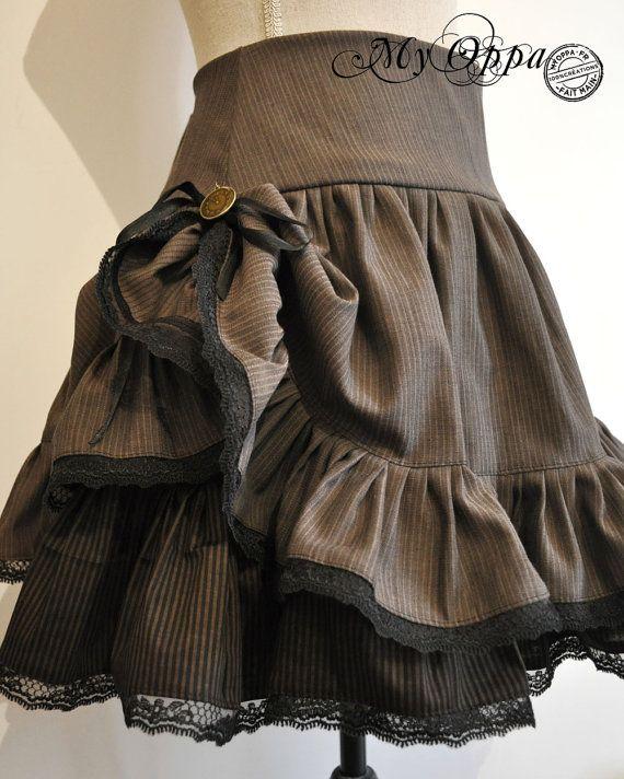 die besten 25 steampunk kleidung ideen auf pinterest steampunk outfits steampunk hose und. Black Bedroom Furniture Sets. Home Design Ideas