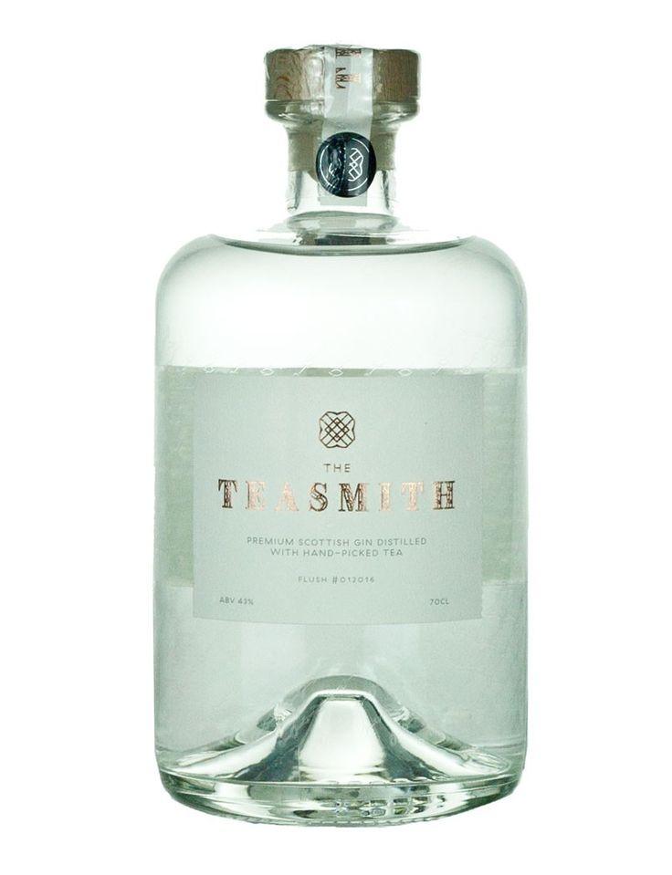 Strathearn Teasmith Gin
