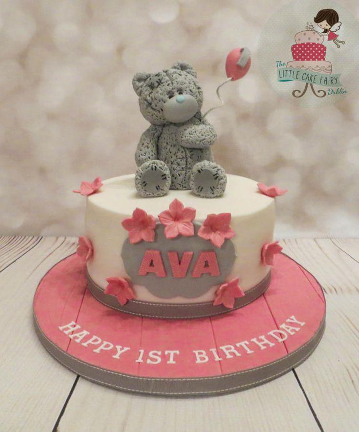 31 best Tatty Bear Cake Ideas images on Pinterest Teddy bear