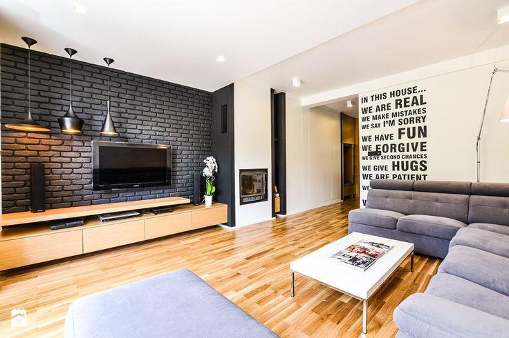 Modernizacja domu w Michałowicach. - zdjęcie od Disenio pracownia projektowa.