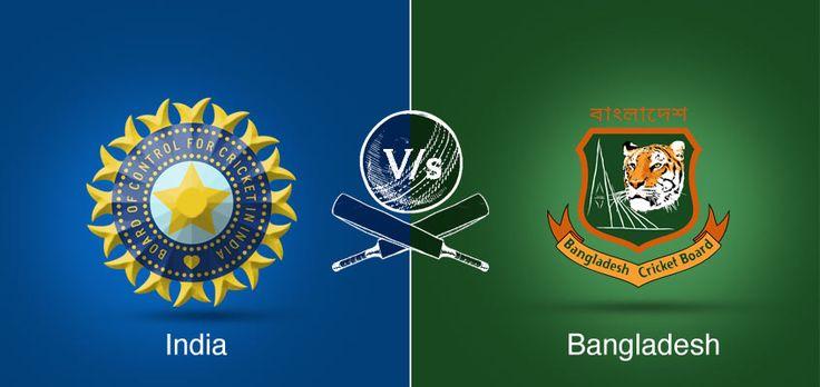 পূর্ণ শক্তির দল নিয়ে বাংলাদেশ সফরে আসছে ভারতীয় ক্রিকেট দল। আগামী জুনের এই সফরে তারা একটি টেস্ট ও তিনটি ওয়ানডে খেলবে।