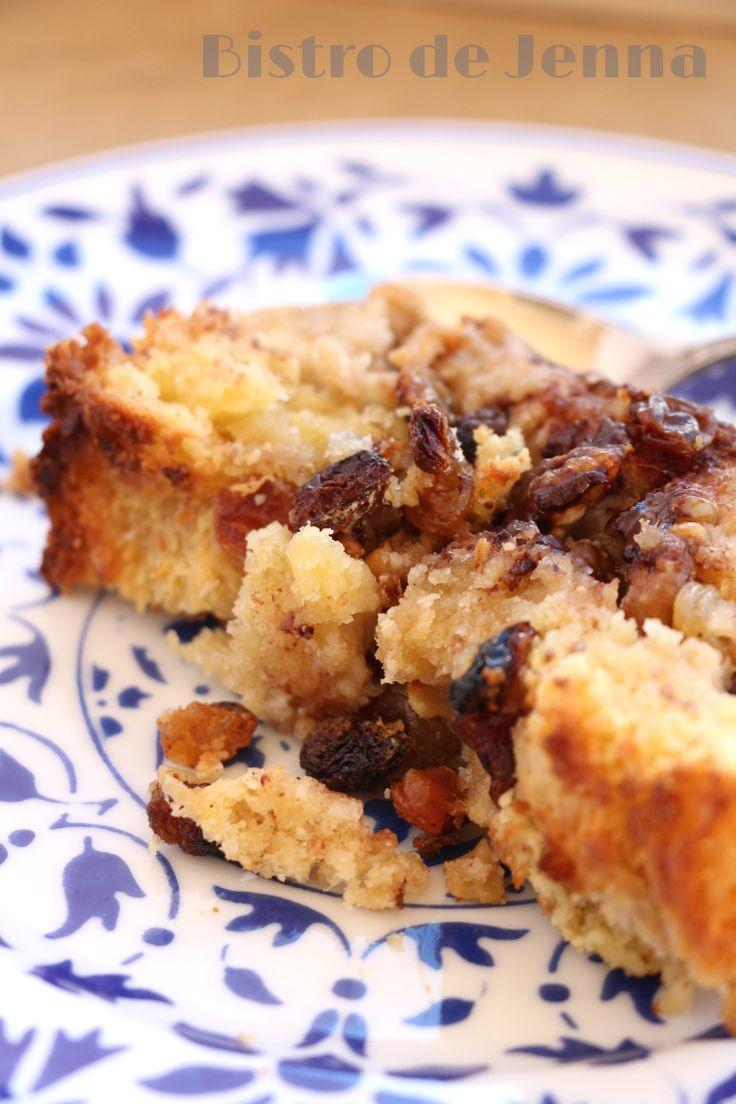 Pudding gateau sec