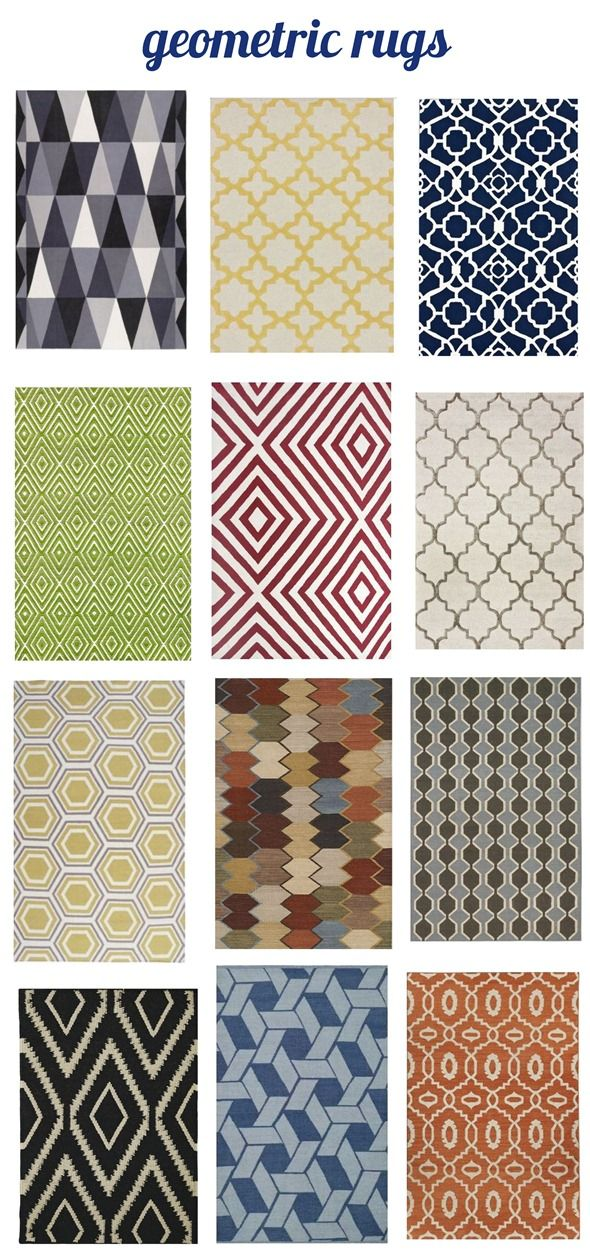 Best 25 Geometric Rug Ideas On Pinterest Woven Rug