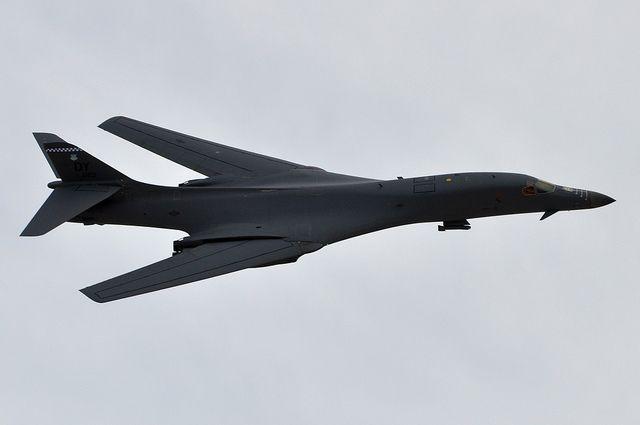 Rockwell International B-1B Lancer - USAF