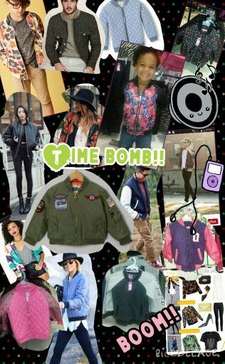 Bomber jacket trends