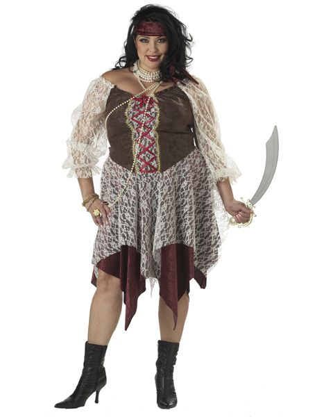 How To Buy Halloween Costumes When Your Size Is 1X-4X