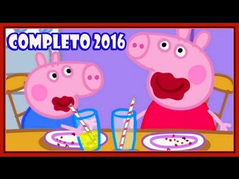Peppa Pig Italiano, cartoni di Peppa Pig episodi compilazione 2015 - YouTube