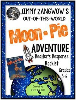 Jimmy Zangwow takes kids on an OUT-OF-THIS-WORLD adventure they will never forget! This is a large unit and was made to last 5 days. The writing portion of the unit could last a few days longer. This unit ties in perfectly with a moon or space science unit!  ALL ANSWER KEYS ARE INCLUDED!  http://www.teacherspayteachers.com/Store/Kim-Miller-24