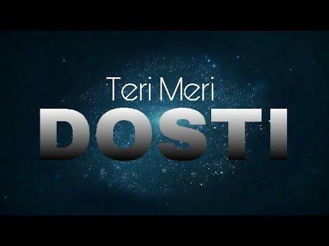 Best Friendship Status||Rahe Na Rahe yeh Pal||Friendship day song - YouTube