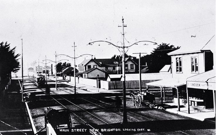 Seaview Road, New Brighton, 1920 (one of the worst affected suburbs in the recent earthquakes)