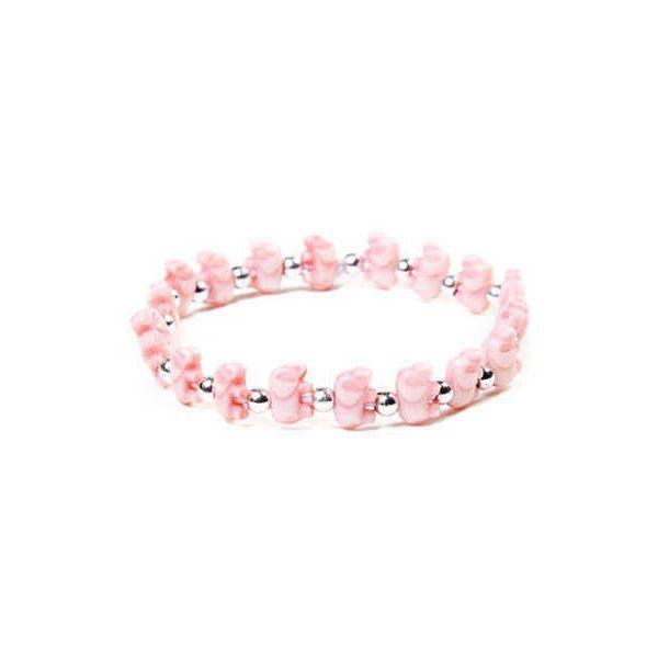 Trrtlz | Bracelets ❤ liked on Polyvore featuring jewelry, bracelets, bracelet bangle and bracelet jewelry