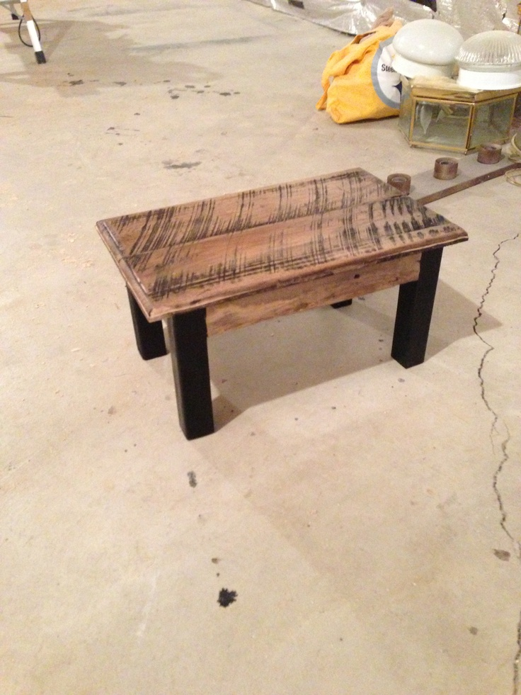 91 best images about davey on pinterest pallet wood for Stools made from pallets