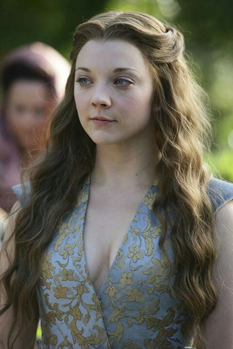 Margaery Tyrell.  I don't want to be a queen, i want to be THE queen.  I hope HBO expands her role as compared to the books!