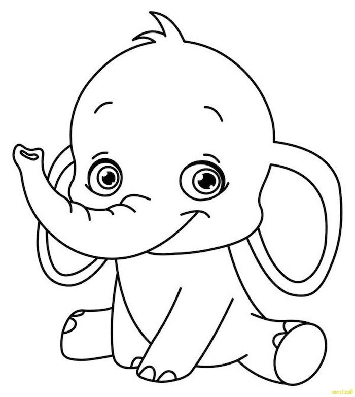 1001 Ideas For Cute Easy Drawings To Improve Your Concentration In 2020 Disney Coloring Pages Kids Coloring Books Cute Easy Drawings