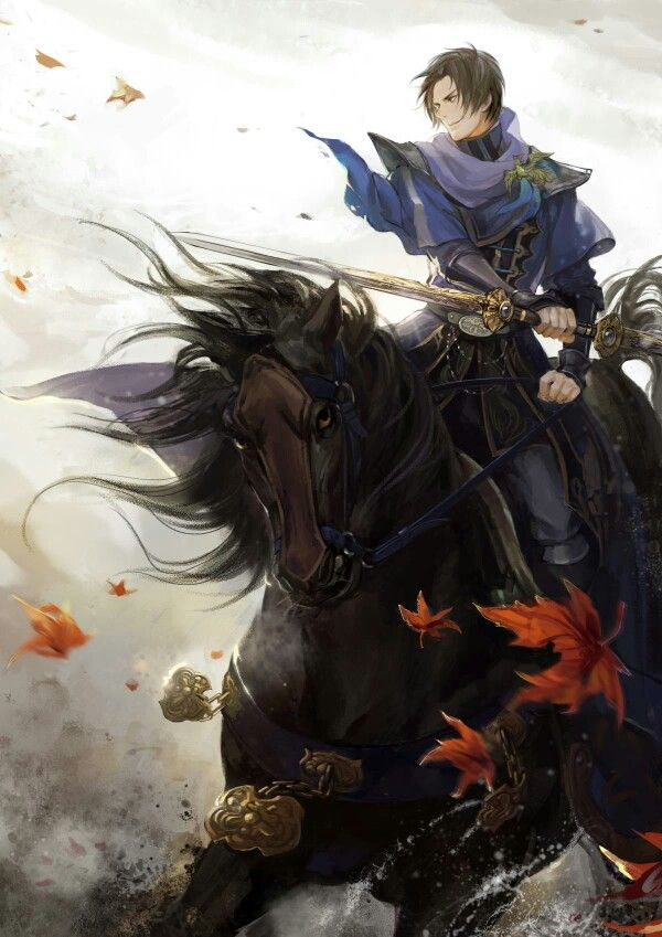 Cao Pi - Dynasty Warriors