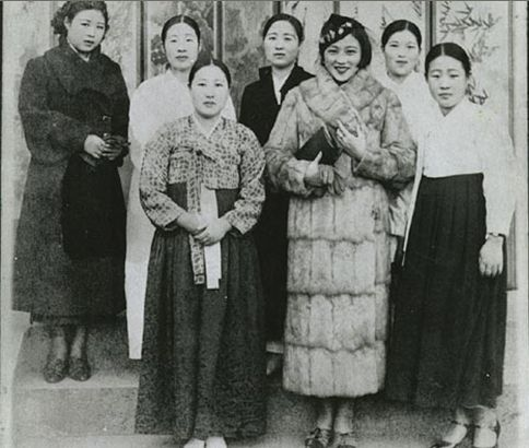 korean women fashion 1940's - Google Search