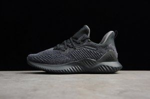 eaf88d1c80432 Mens Adidas Alphabounce Beyond Grey AQ0573 Running Shoes