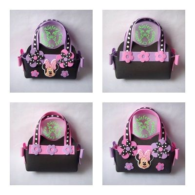 Handbag (bolsos de mano) Minnie Mouse.