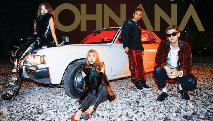 #KARD, the new #Kpop #coed group formed under #DSPMedia, just made their debut with #OhNaNa featuring #Youngji formerly of #KARA.