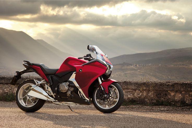 Honda VFR1200F | Página Web Oficial Honda Motocicletas