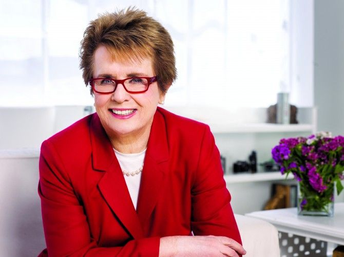 "A Message from Billie Jean King | Atria Senior Living's Blog ""Wit & Wisdom 