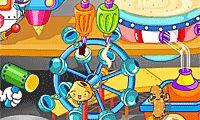 Fábrica de helados y caramelos 2 - Un juego gratis para chicas en JuegosdeChicas.com