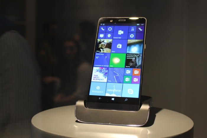 HP Elite x3 Successor Spotted At MWC 2017 http://www.ubergizmo.com/2017/03/hp-elite-x3-successor-mwc-2017/
