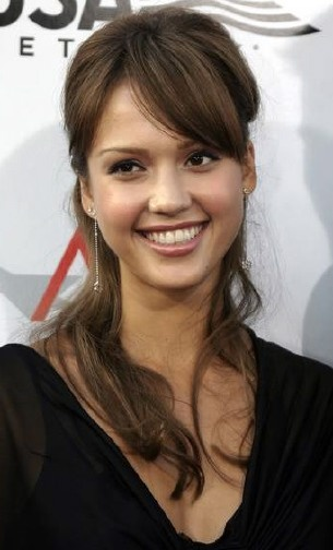 (15) Jessica Alba Hair Styles - Jessica Alba