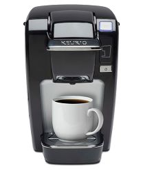 Keurig is the most well-known name among coffee brewing systems. The Keurig B10 Mini Plus Brewer's small design still packs a big punch in terms of brewing you favorite beverages. Perfect for apartmen