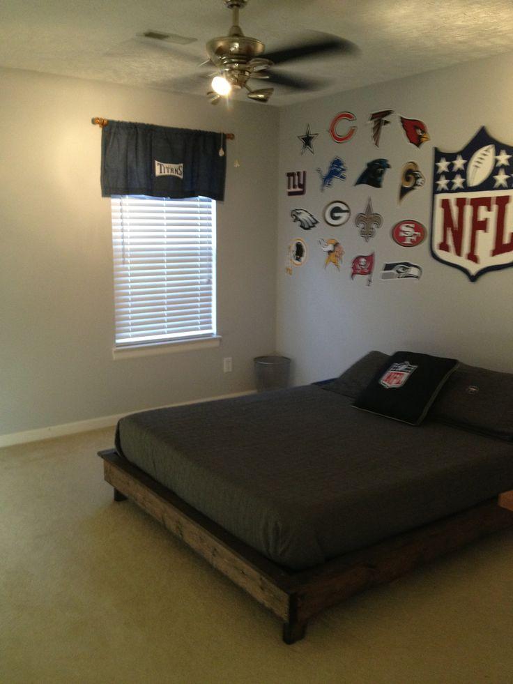 Amazing Nfl Bedroom Decor Bedroom Review Design