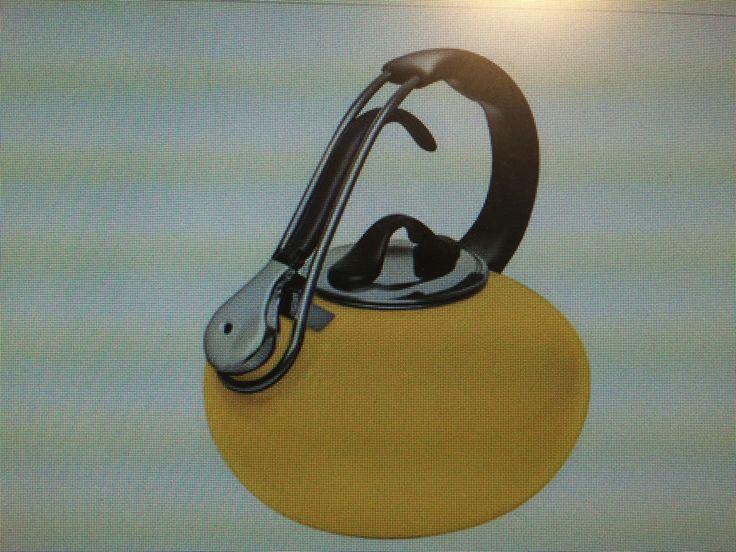 Chantal 1.8 quart loop kettle