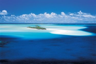 South Pacific Islands  I've been there. Call me to go yourself.  Tom Koebel 800-598-0595