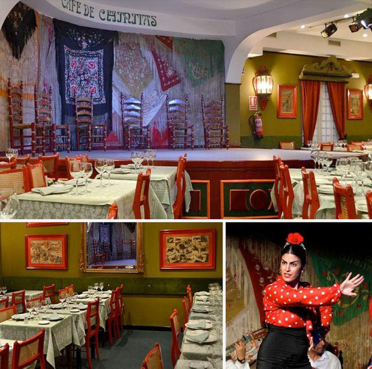 The Café Chinitas and the Corral de la Morería, two of the best flamenco shows in Madrid - Café Chinitas y Corral de la Morería, dos de los más tradicionales tablaos flamencos de Madrid #flamenco #Madrid #travel #luxury #lujo