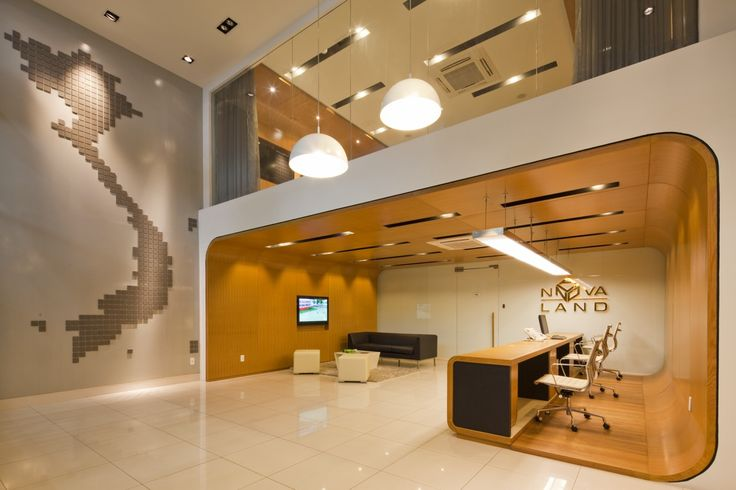 ride the wave | reception design in a #workplace
