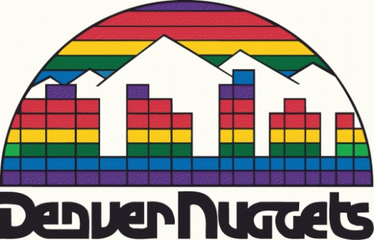 Favorite NBA team. Mostly just becuase of the name. Denver Nuggets.