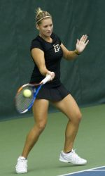Purdue Women's Tennis with a huge upset win! On to the semifinals!
