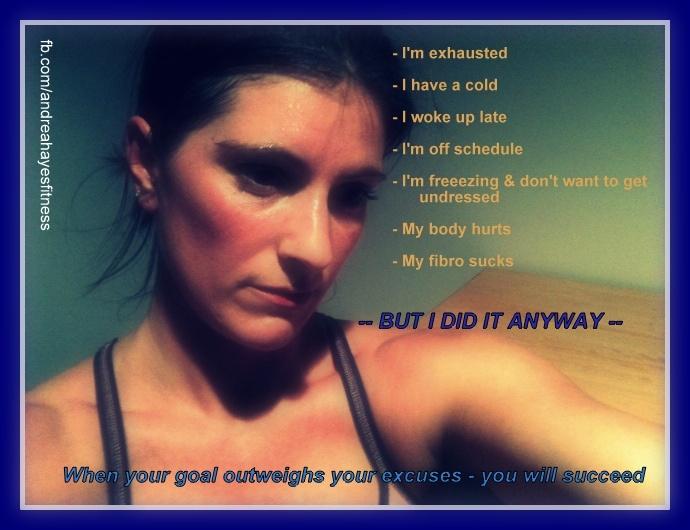 My journey, my fibro, my success. #fibro #spoonie