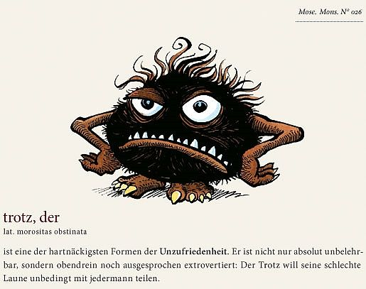 » Monster des Alltags
